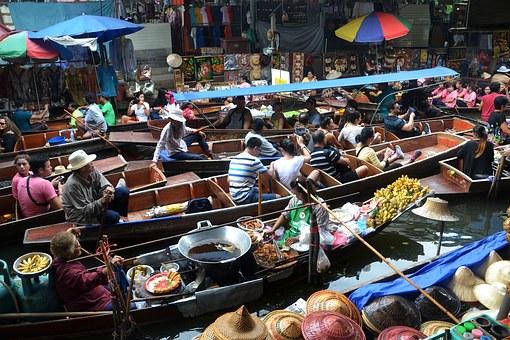 séjour Thailande