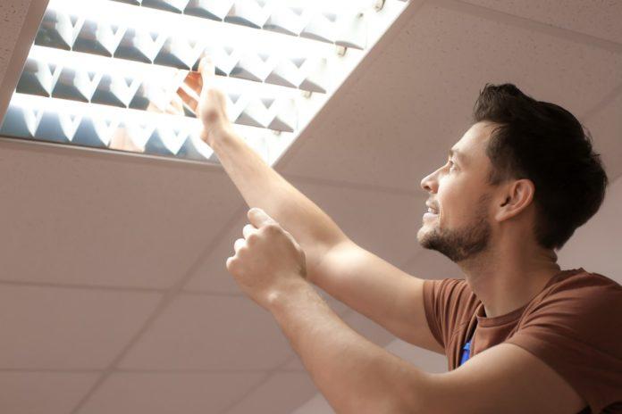 Rénovation d'éclairage dans vos locaux